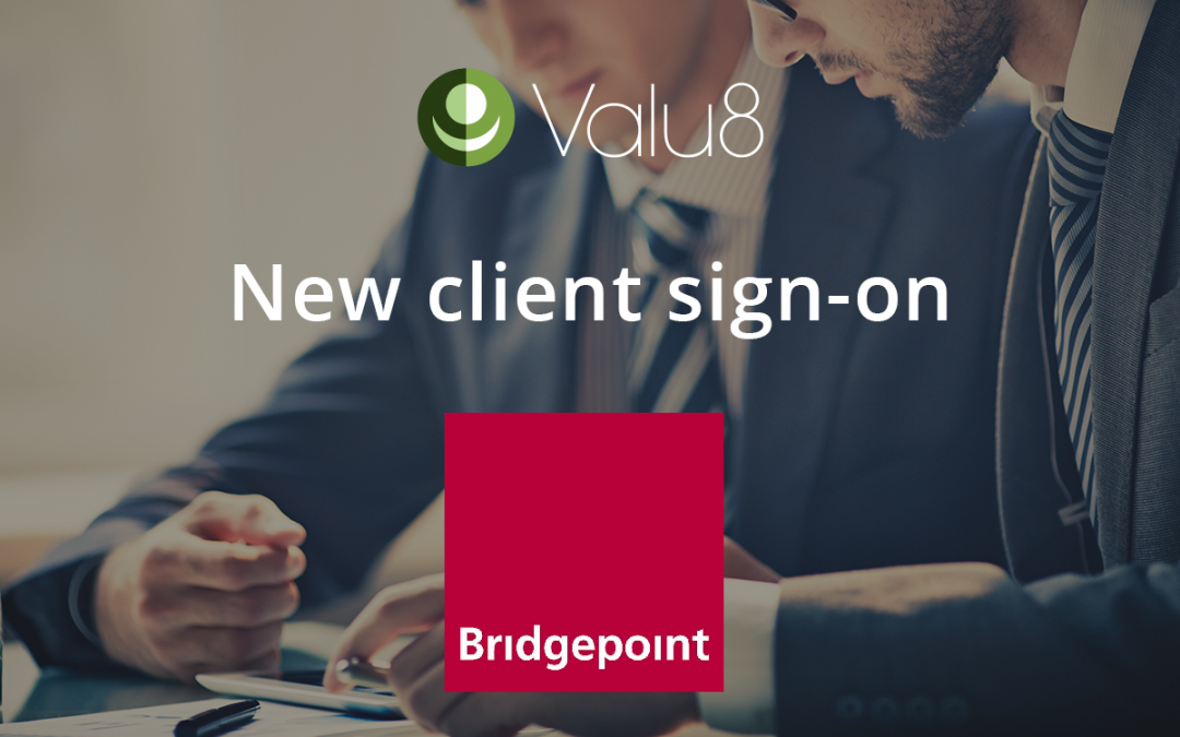 Bridgepoint selects Valu8