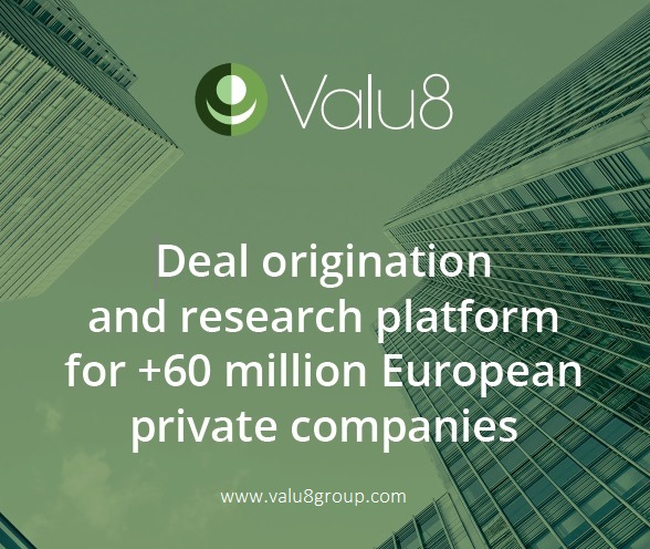 Now covering +60 million European private companies and organisations