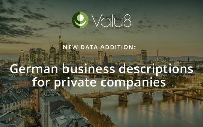 German business descriptions for private companies