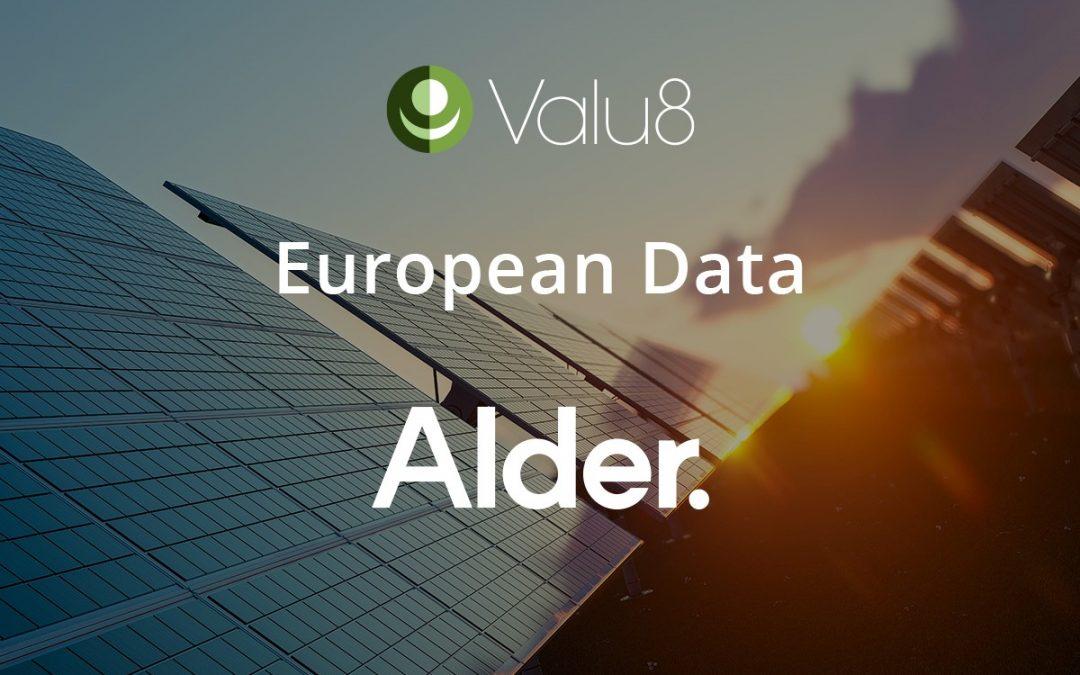 Alder Fund adds Valu8 European dataset for private companies