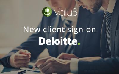 Deloitte selects Valu8